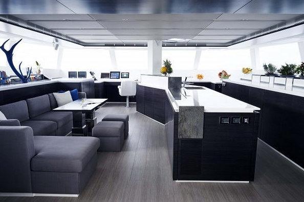 Luxury yacht BLUE DEER - Interior
