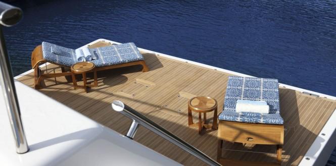Luxury yacht MERIDIAN - Exterior