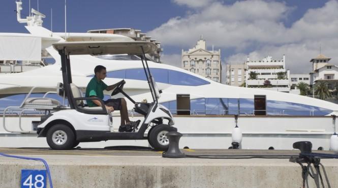 Marina Port de Mallorca boasting a dedicated team of professionals