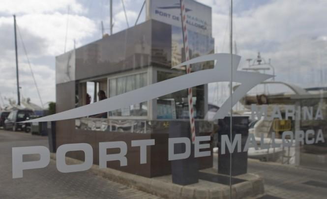 Marina Port de Mallorca in the beautiful Palma yacht rental location