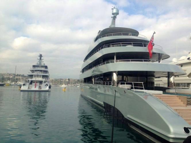 Luxury mega yacht interior - Mega Yacht Savannah Photo By Jordi Duin And Feadship Fanclub