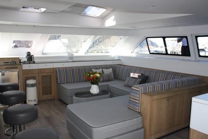 Motor yacht ADVENTUM - Interior