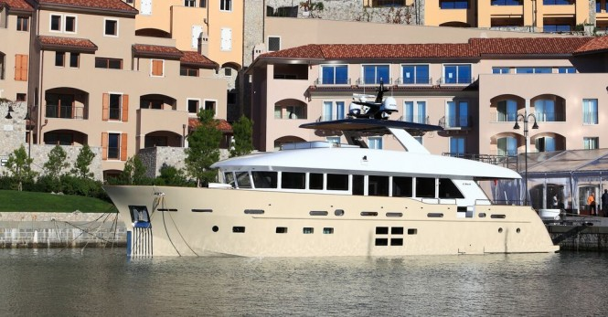 New 27Sc - S Version Yacht DON MICHELE by C.Boat