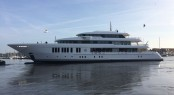 Newly launched superyacht JUST Js by Hakvoort