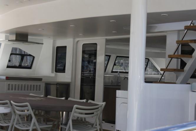 Open Ocean 750 Expedition Yacht ADVENTUM - Exterior