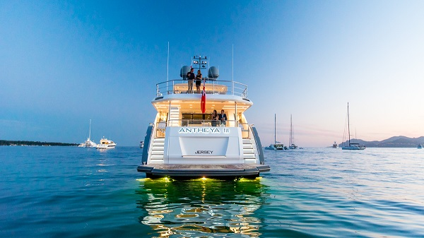 Princess 35M Yacht ANTHEYA III