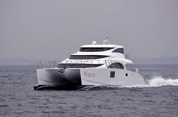 Sunreef 70 Power Yacht VIOLETTA