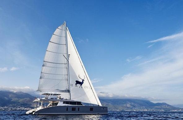Sunreef 74 Sailing Catamaran BLUE DEER