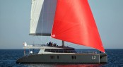 Sunreef 74 sailing catamaran LUCY Z (LZ)