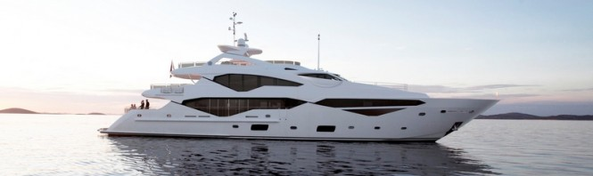 Sunsekeer 131 Yacht - Profile