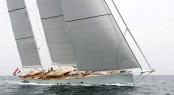 Super yacht ELFJE by Royal Huisman and Hoek Design