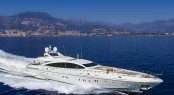 Superyacht Mangusta 165 by Overmarine Group