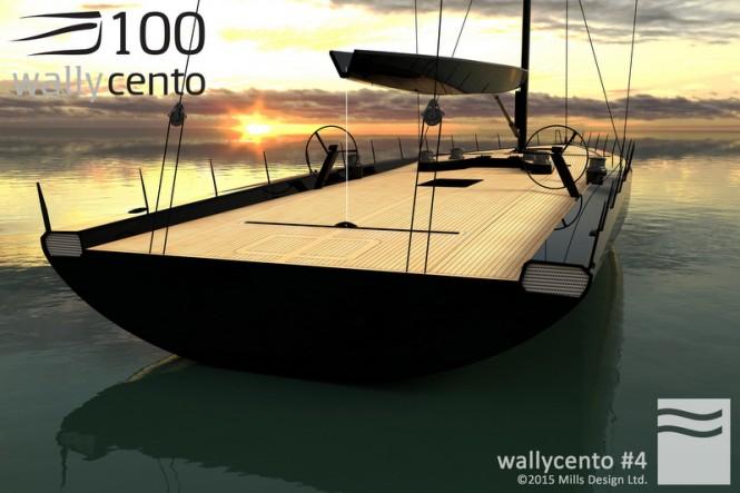 Superyacht wallycento#4
