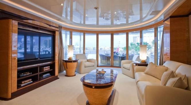 Yacht LADY LOLA - Skylounge