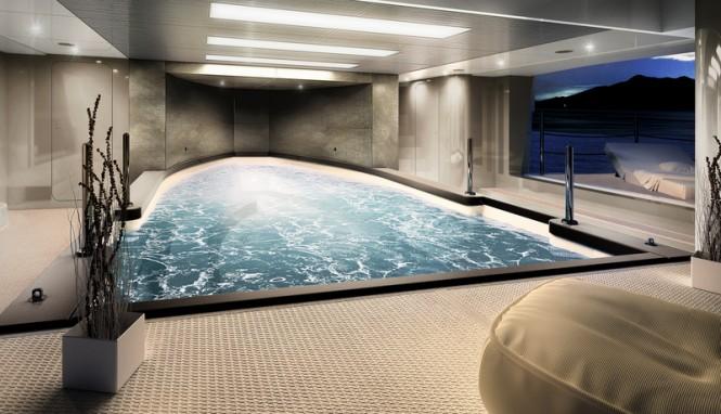 GENESI Yacht - Pool