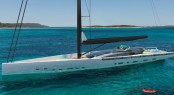 NEW 62M Performance Sloop by Tony Castro Yachts