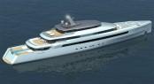 105m Acquaintance concept from Vitruvius Yachts