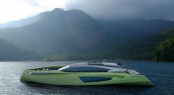 36m INARA concept by Corgo Yacht Design
