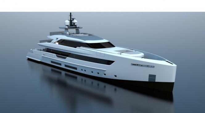 50m Tankoa S501 superyacht