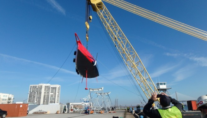 COMANCHE touches down thanks to Aurora Global Logistics