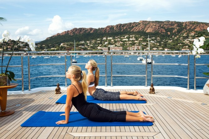 Delta MY SEANNA - Yoga