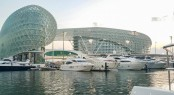 Gulf Craft's Yachts at the 7th Formula 1 Etihad Airways Abu Dhabi Grand Prix