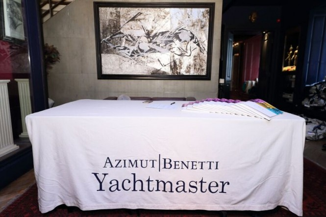 Inaugural Azimut Benetti YachtMaster Asia event