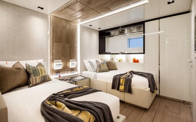 LOGICA 147 - Twin Cabin