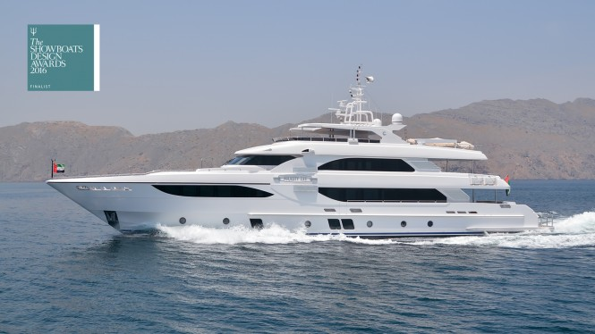 Majesty 135 by Gulf Craft