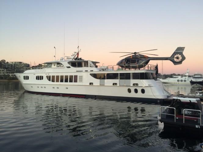Motor Yacht TANGO