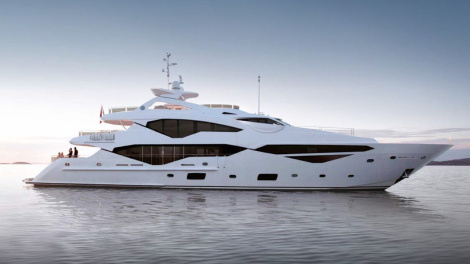 NEW Sunseeker 131
