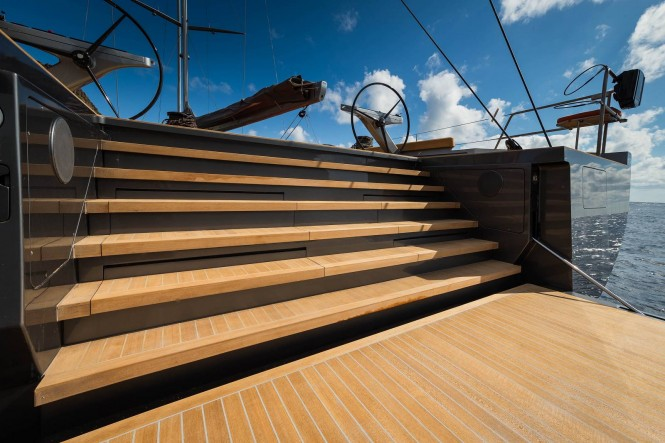 NIKATA by Baltic Yachts and Nauta Design - Photo by Guido Cantini