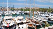 Palma Superyacht Show - Image credit to Peter Franklin