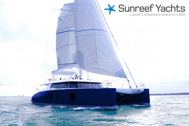 Sunreef 74 catamaran by Sunreef Yachts