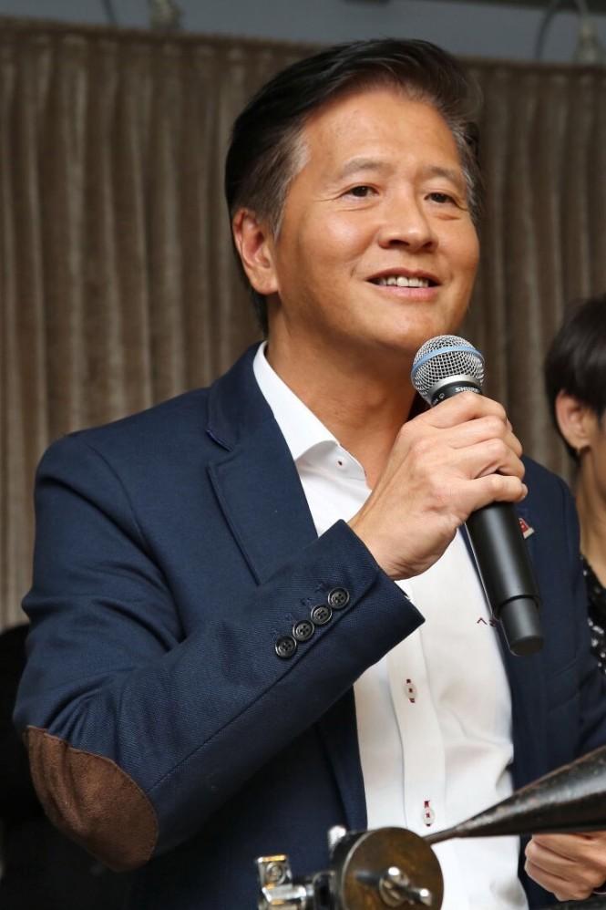 Thomas Woo