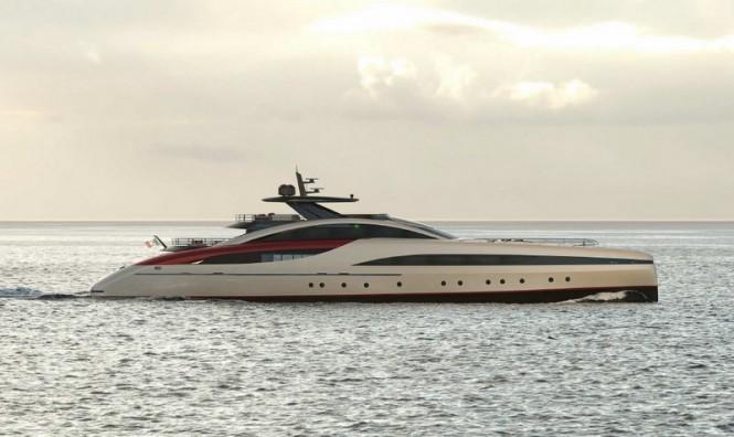 M60 SeaFalcon - a new project by Mondomarine and Luiz de Basto