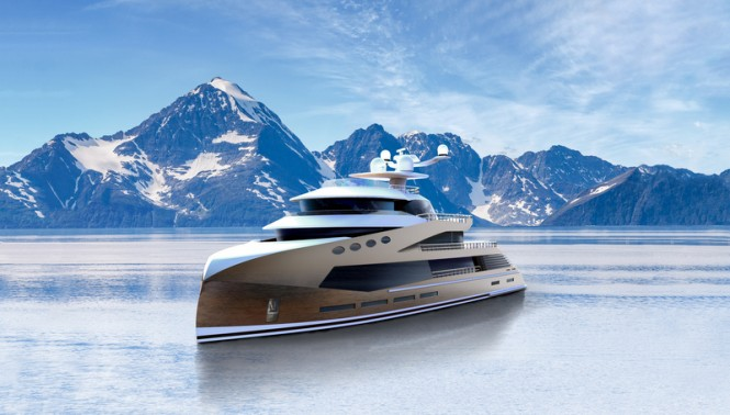 56m CAPE HAWK by Hawk Yachts