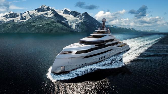 75m SKY HAWK by Hawk Yachts
