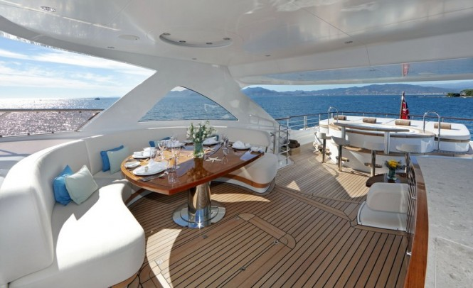 Aboard SOLIS by Mulder Shipyard