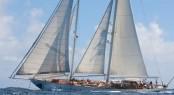Classic Sailing Yacht GLORIA