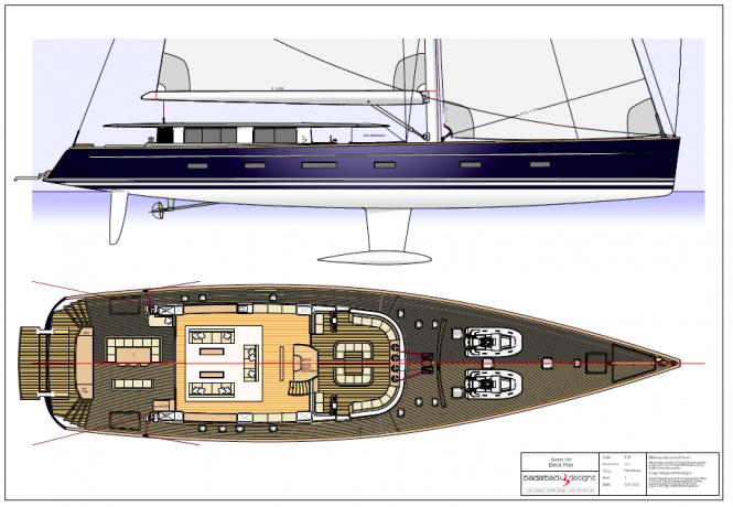 DAHM 120 Deckplan