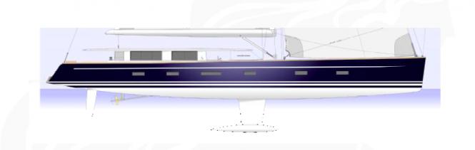 Dahm 120 Superyacht
