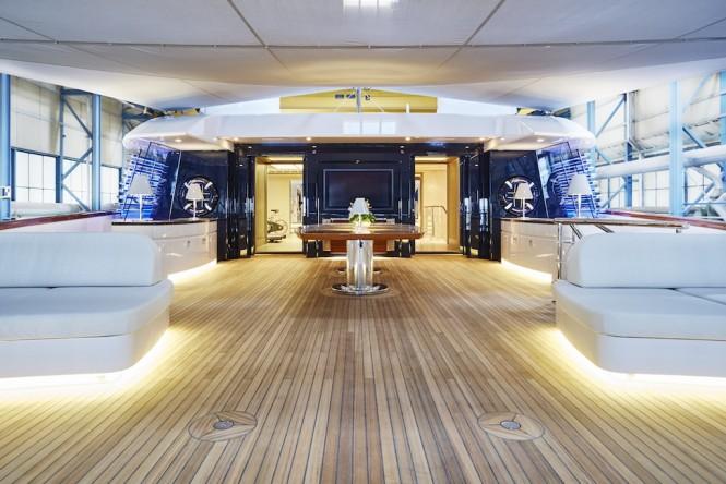 Feadship yacht VANISH