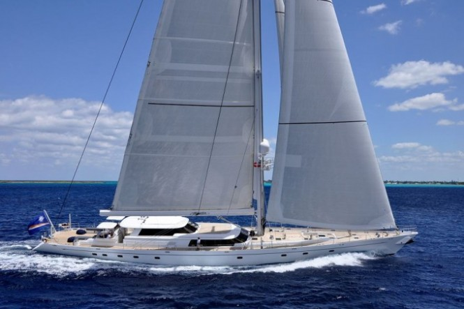 HYPERION available for St Barths Bucket Regatta in the Caribbean