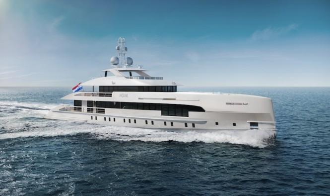 Heesen Yachts Project NOVA
