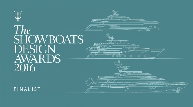 Hydro Tec three times finalist in the ShowBoats Design Awards 2016