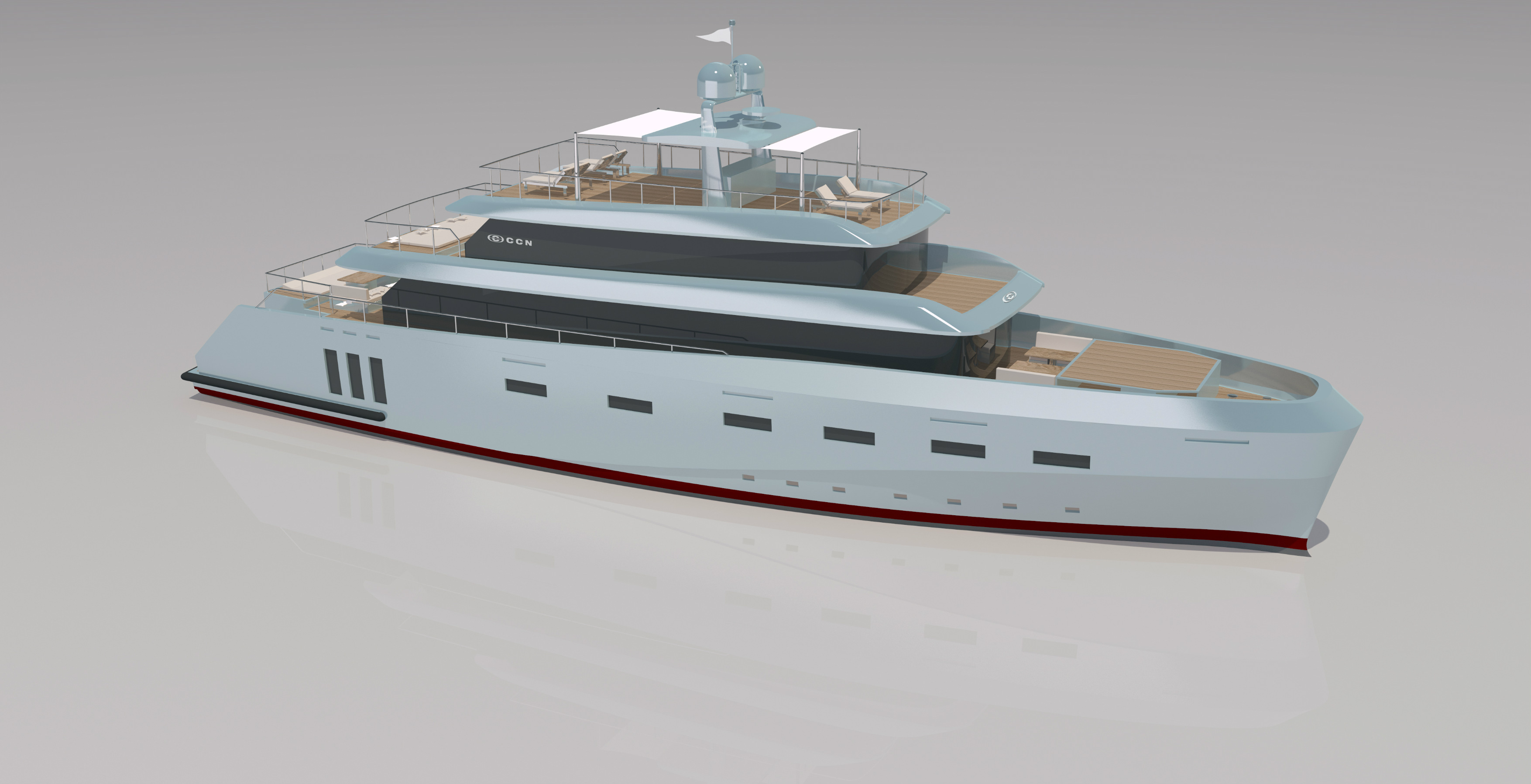 K40 From Above Yacht Charter Superyacht News