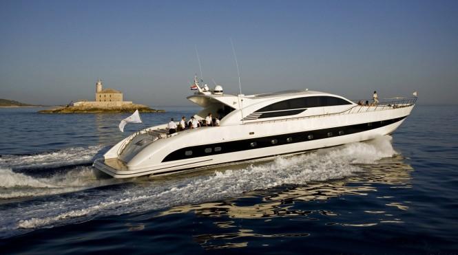 Luxury motor yacht SAINT (ex Mates)
