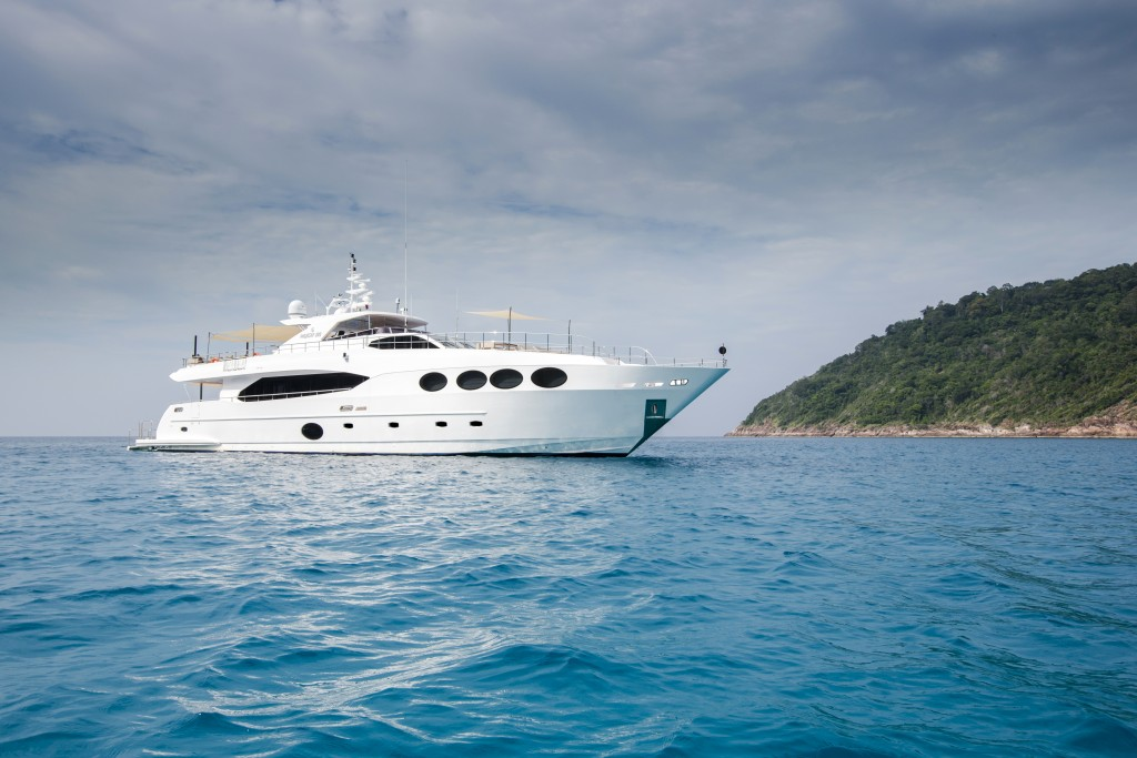 Explore The Best of Thailand Private yacht Charter