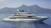NEW 75M AURA by Fincantieri Yachts and H2 Yacht Design